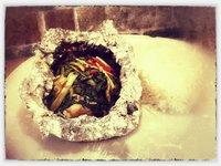 Midweekmeal - haddock and pak choi